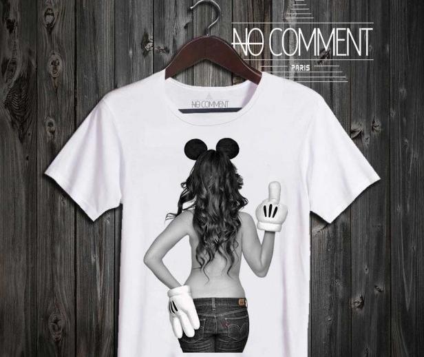 T-shirt fantasy No Comment