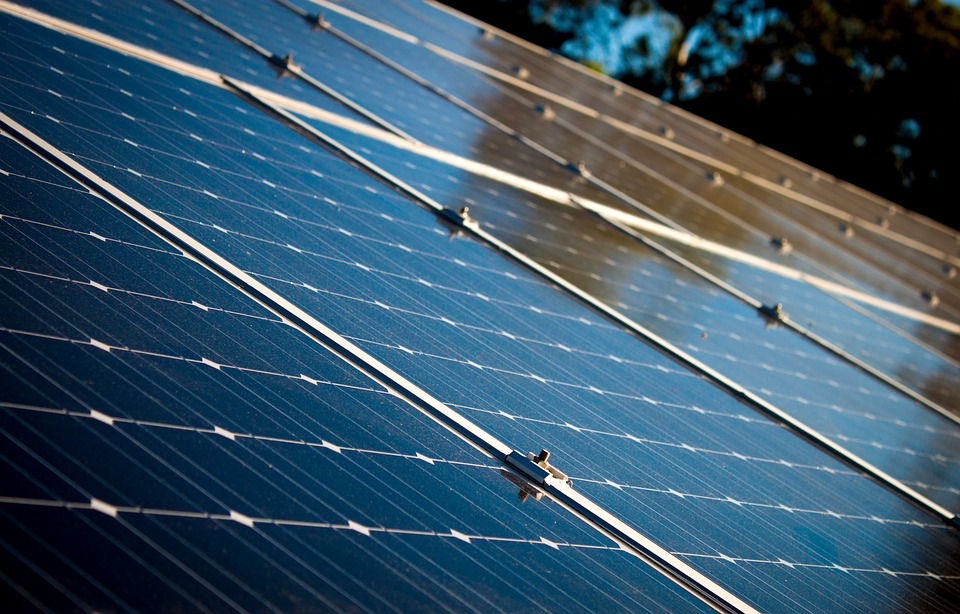 vente panneau solaire discount