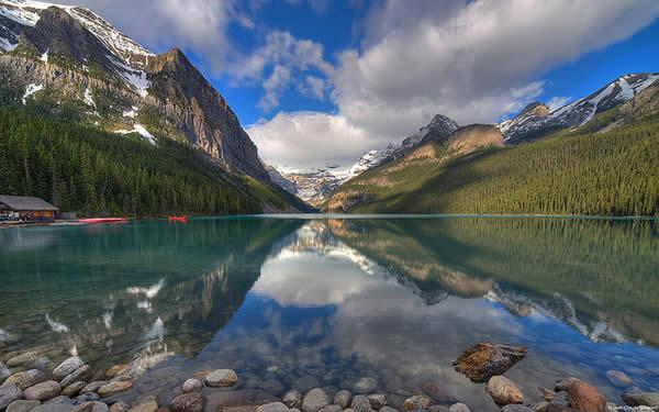 Lac Louise Canada