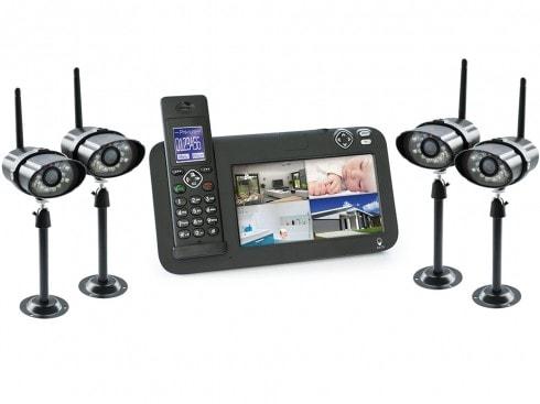 vidéosurveillance sans fil